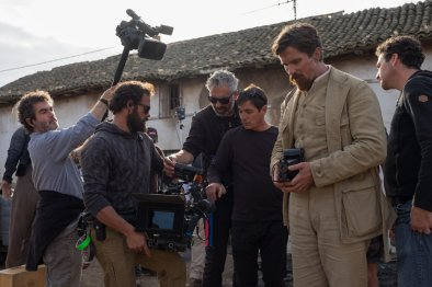 Filming The Promise 1