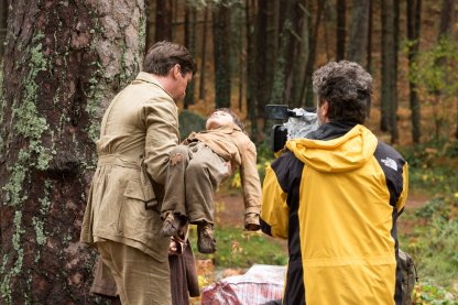 Filming The Promise 2
