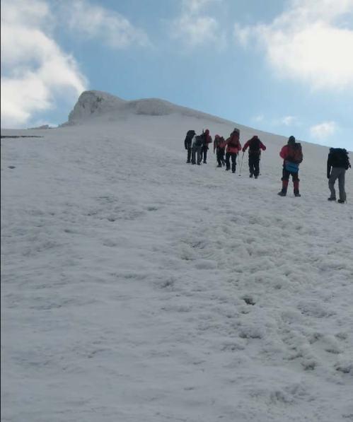 2017_La Sombre de Ararat_Mountain climb